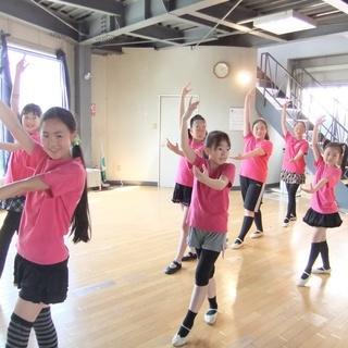バトントワリング・チアダンスなどダンスの指導員募集❕❕