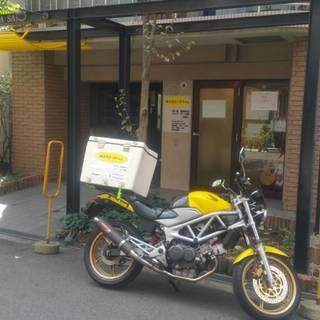 書類から小さな荷物の運びまでくまちゃんに任せてください!!!!  - 大阪市