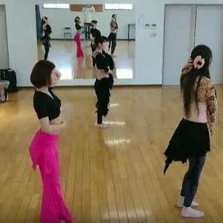 ベリーダンス 初中級 Acrab Bellydance School