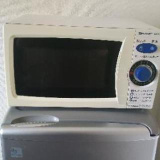 値下げSHARP電子レンジ700W