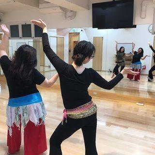 ベリーダンス・フラダンス教室 名古屋新瑞橋校