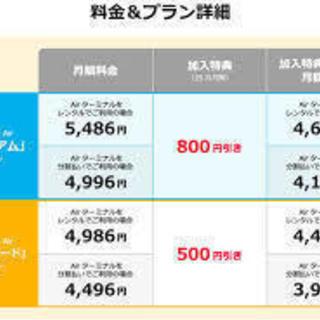 【2万円!】SoftbankAir・Softbank光ご契…