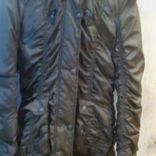 ロング ファーコート  試着程度 美品 細身のタイプ