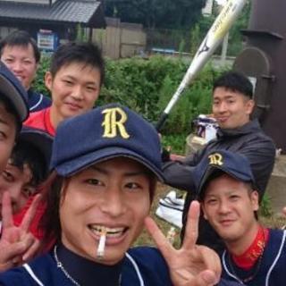 草野球メンバー、マネージャー募集中