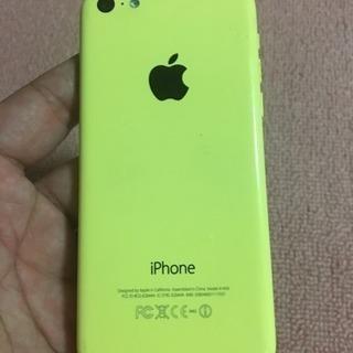 iPhone5c 32GB docomo