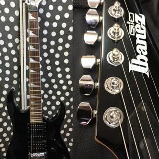 中古 Gio Ibanez ストラトタイプ エレキギター GRG1...