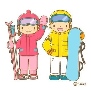 リゾートバイト♪ スキー場でのお仕事(^o^)丿☆