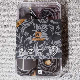 Micro USBケーブル  3本セット