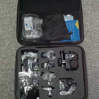 WIMIUS アクションカメラ 4k L2