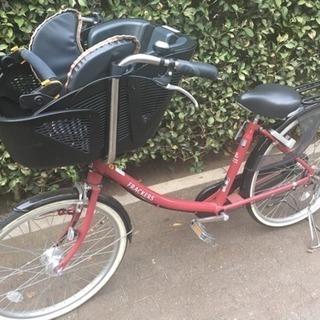 子供乗せ 自転車 ママチャリ