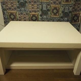 ローテーブル2個セット★訳あり家具
