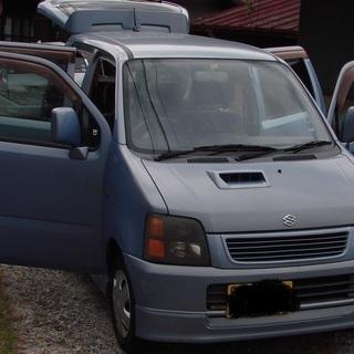 ワゴンR 4WD ターボ