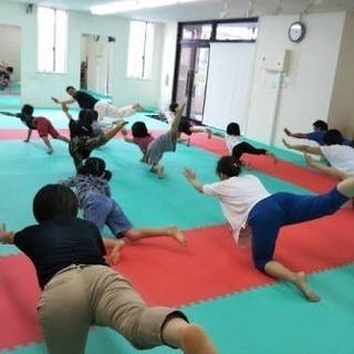 〜〜体幹トレーニング&ヨガイベント〜〜