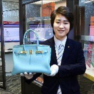 中国語歓迎☆販売職☆ブランド品