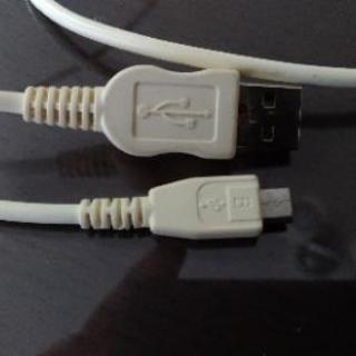 USBmicroBタイプ