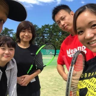 【未経験・初心者専門】Funテニス!Funコミュニケーション♪ス...