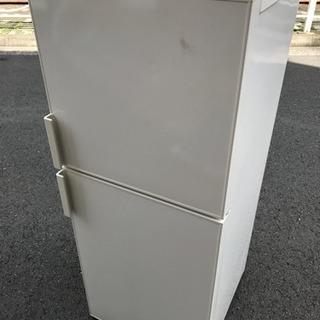 無印良品 137L 2012年 2ドア冷蔵庫 板橋区