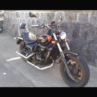 kawasaki エリミネーター 250v - バイク
