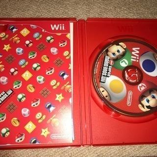 Wii ニュー・スーパーマリオブラザーズ+攻略ガイドブック