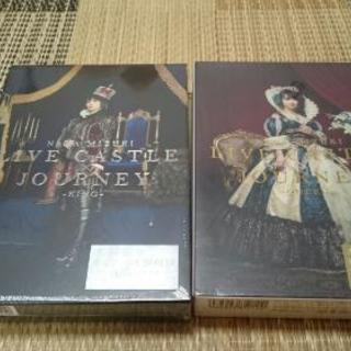 新品未開封 水樹奈々 LIVE DVD ③