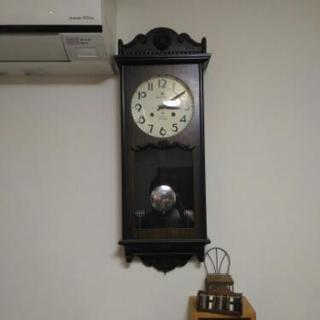 アンティーク 巻き時計