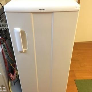 ハイアール 冷凍庫 JF-NUF136A 2010年製