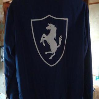 馬のデザインの服
