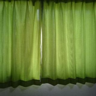 ニトリ カーテン 2枚セット