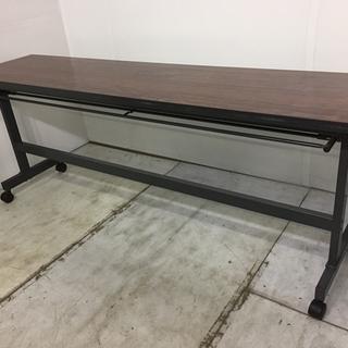 【愛媛県・松山市】オフィス家具 スタックテーブル 長机