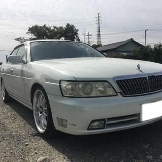 社外18インチAW・車高調RSR・革シート コミコミ15万円 車検...