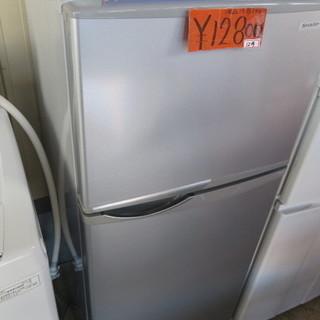 SHARP 冷蔵庫 12年製  SJ-H12W