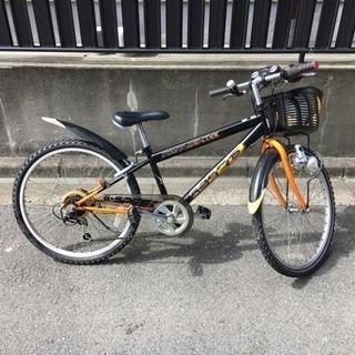 Jr.マウンテンバイク24