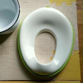 赤ちゃん補助便座おまるトイトレトイレトレーニングおむつ無し育児