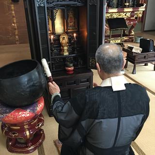 お仏壇処分 ご供養。