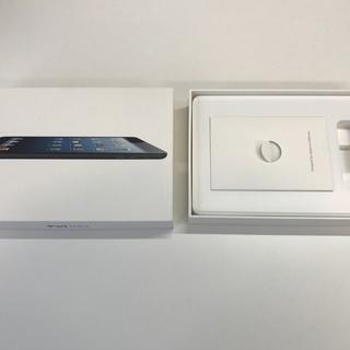iPad mini 空箱(説明書付き)【500円】