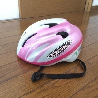 自転車OGKヘルメット