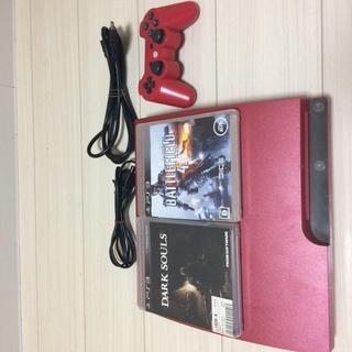PS3+HDMIケーブル+ソフト2本+DLソフト2本