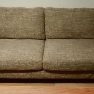 近親家具にて購入 3人掛けソファ