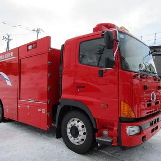 消防自動車の製造に携わりませんか。 月収30万以上も可能