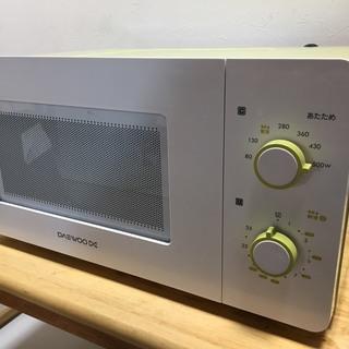 100505 ☆電子レンジ 大字電子 可愛い!!☆