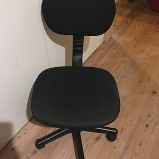 キャスター付 勉強机・事務机用 椅子 訳あり