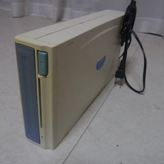 【外付】CD-RWドライブ【USB】