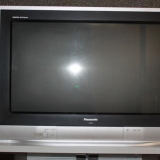 テレビ譲ります。
