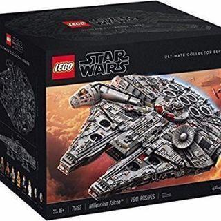 超レア LEGO 75192 ミレニアムファルコン