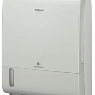 空気清浄機 ナショナル 加湿+nanoe(ナノイー)で加湿 ジャンク品