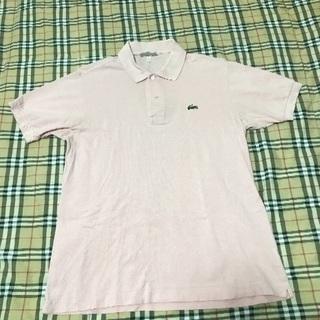 大幅値引き ラコステ ピンクポロシャツ サイズ4