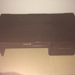 座卓型パソコンデスク