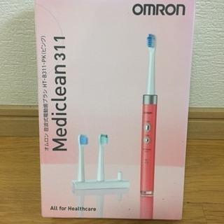 OMRON  音波式電動歯ブラシ