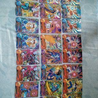 ドラゴンボールヒーローズ GDSE5シリーズ