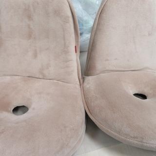 最終値下げ!低反発円座座椅子☆2個セット